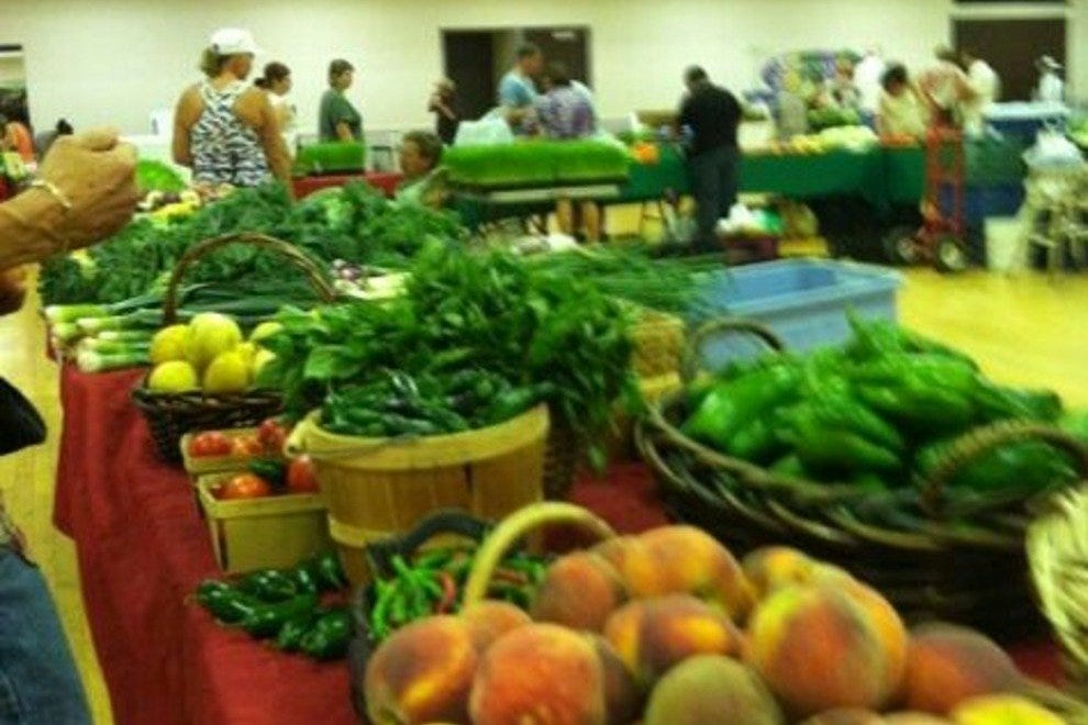 Indoor Certified Farmers' Market