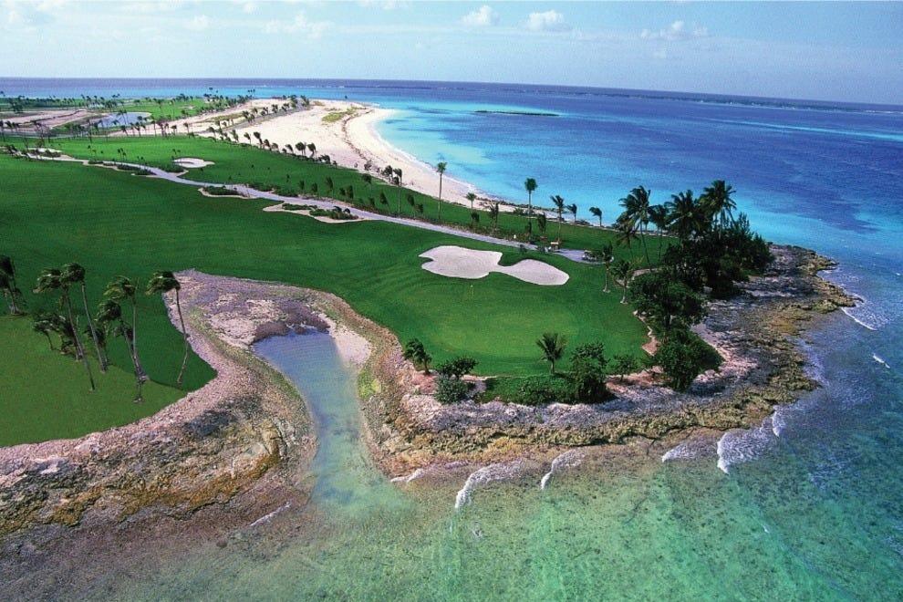 Tom Weiskopf Golf Course - 4th hole