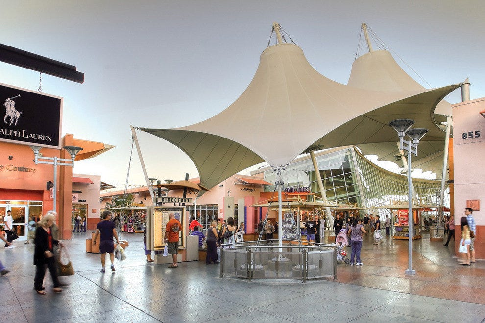 Las Vegas North Premium Outlets Las Vegas Shopping Review 10best Experts And Tourist Reviews