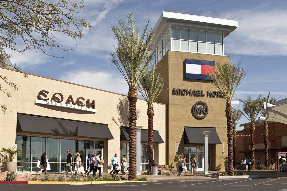 Las Vegas South Premium Outlets