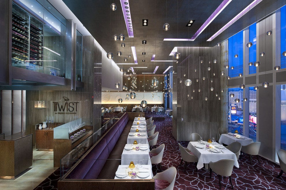 Las Vegas Fine Dining Restaurants 10best Restaurant Reviews
