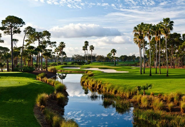 PGA National Resort & Spa - Champion Course