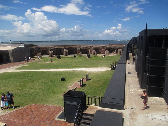 Fort Sumter National Monument - Charleston, SC