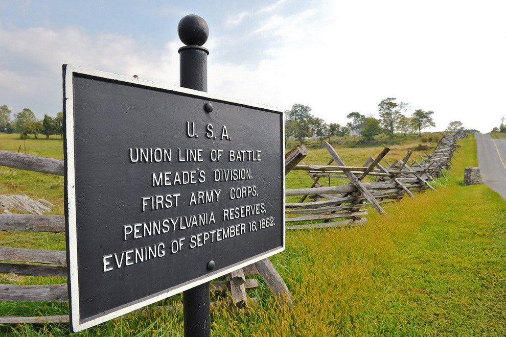Antietam National Battlefield - Sharpsburg, MD