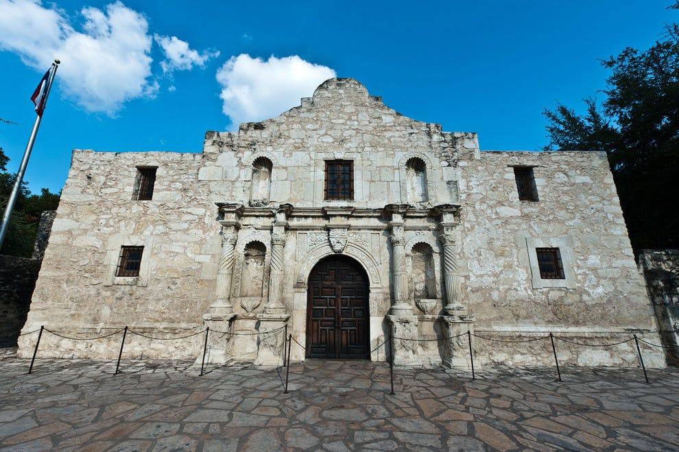 Chapel of the Alamo