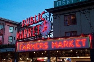 First Impression You Won't Forget: Seattle for the First Time