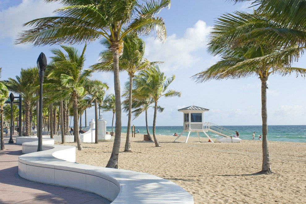 Fort Lauderdale Beach Park Hotels