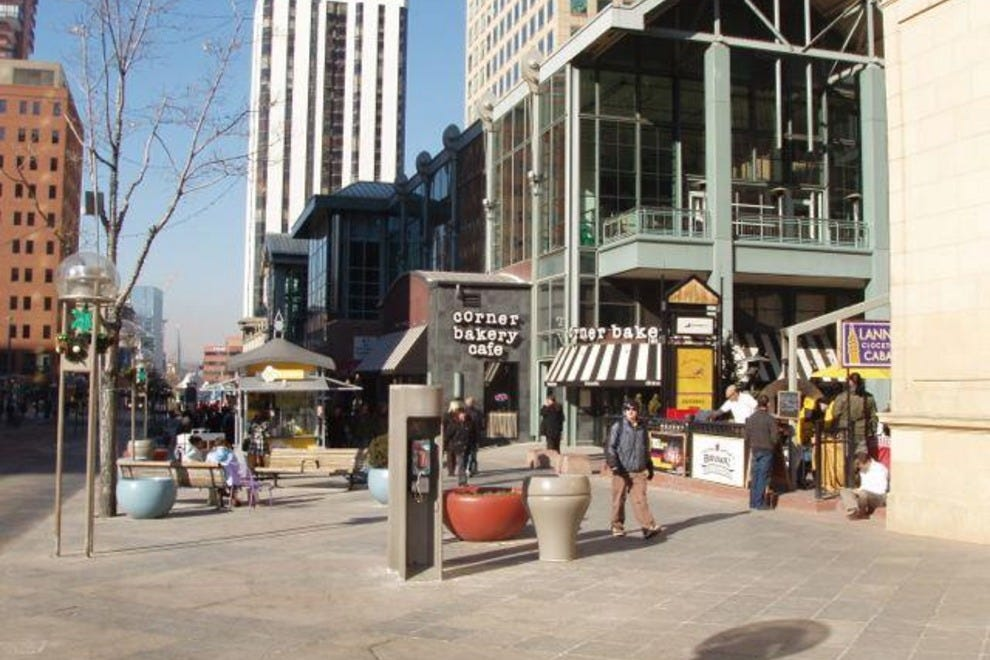16th Street Mall of Denver