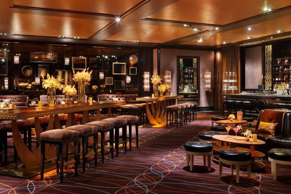 Las Vegas Cocktail Lounges 10best Lounge Reviews