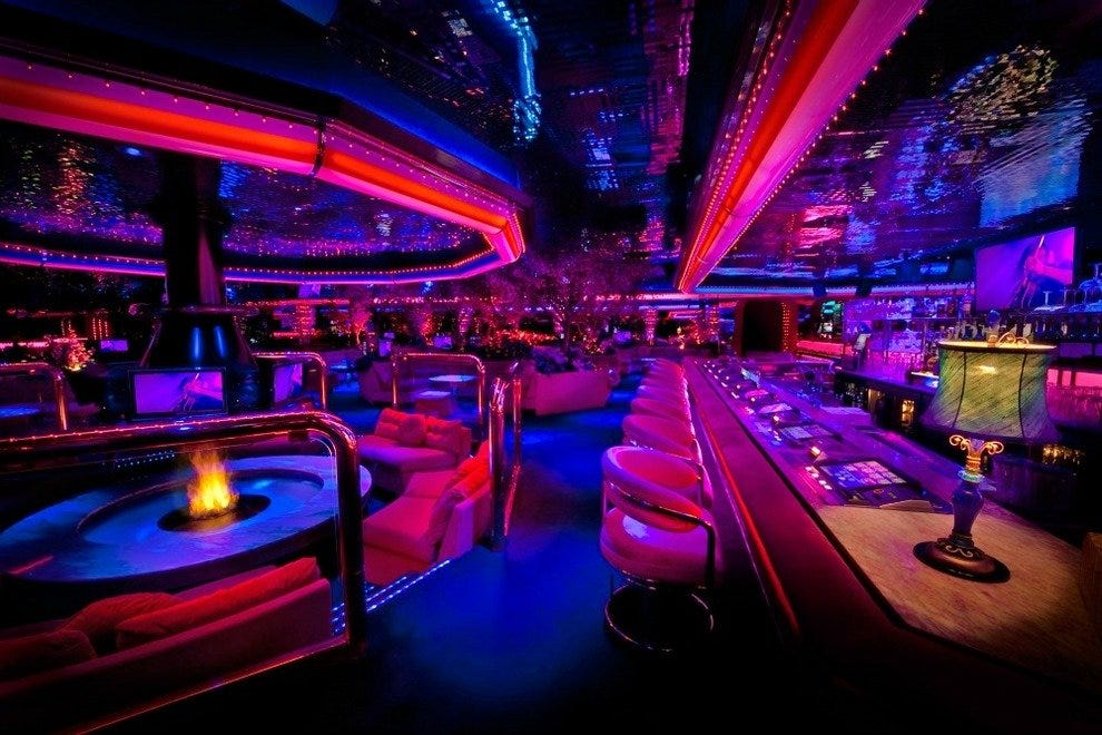 Las vegas cocktail lounges 10best lounge reviews for Lounge house music