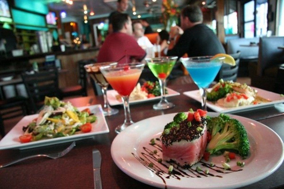 Best Of Tampa S Hyde Park And Soho Restaurants In Tampa