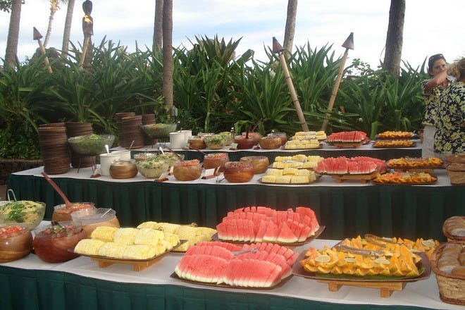 Luau Polynesian Catering Service Miami Fort Lauderdale: Honolulu Buffets: 10Best All You Can Eat Buffet Reviews