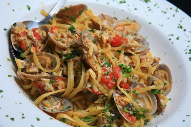 Myrtle Beach Features Great Italian Food, with Fresh Seafood to Boot - myrtle-beach