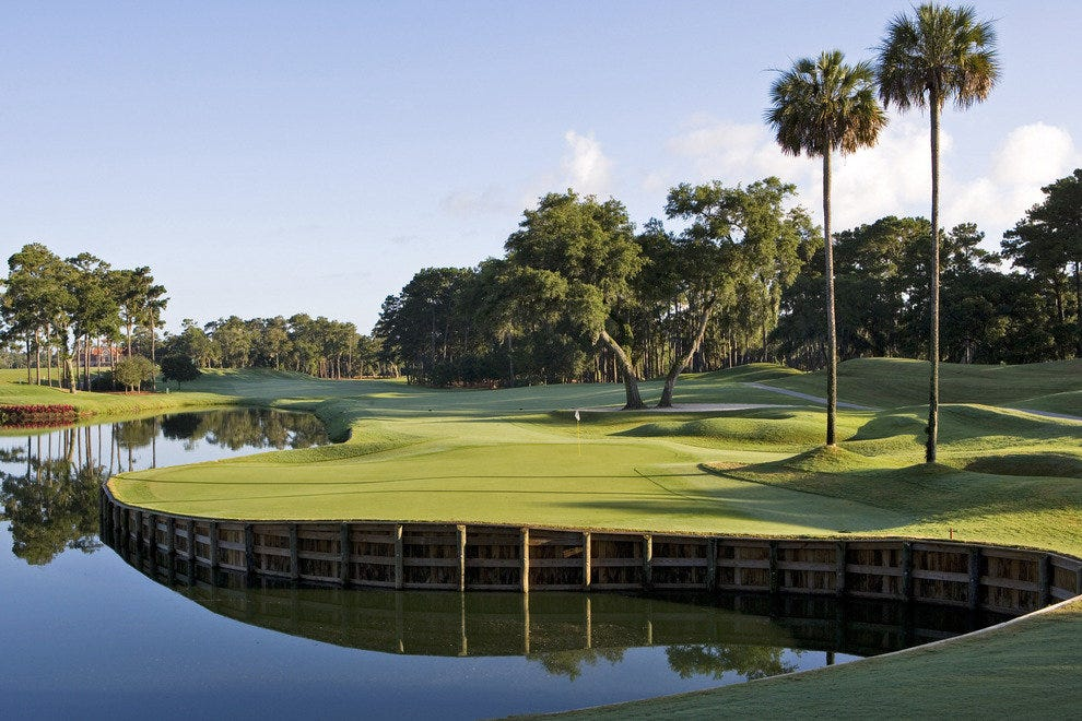 TPC Sawgrass in Ponte Vedra Beach is home to THE PLAYERS Championship