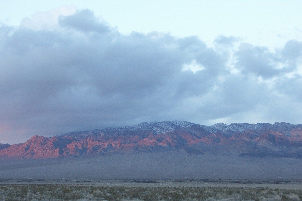 Desert National Wildlife Refuge Complex