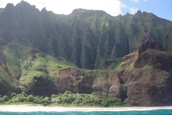 Sightseeing in Kauai