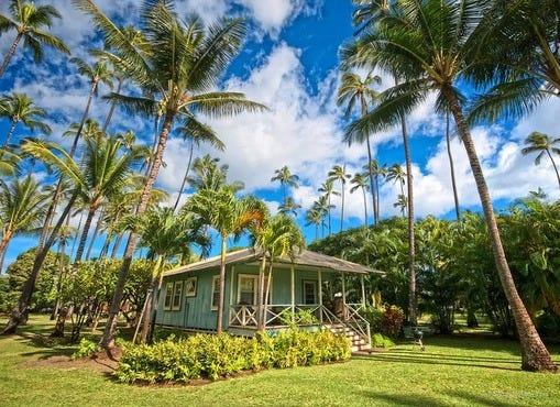 Aston Waimea Plantation Cottages Kauai Hotels Review