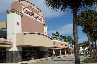 Coral Ridge Mall is Popular Ft. Lauderdale Shopping Spot