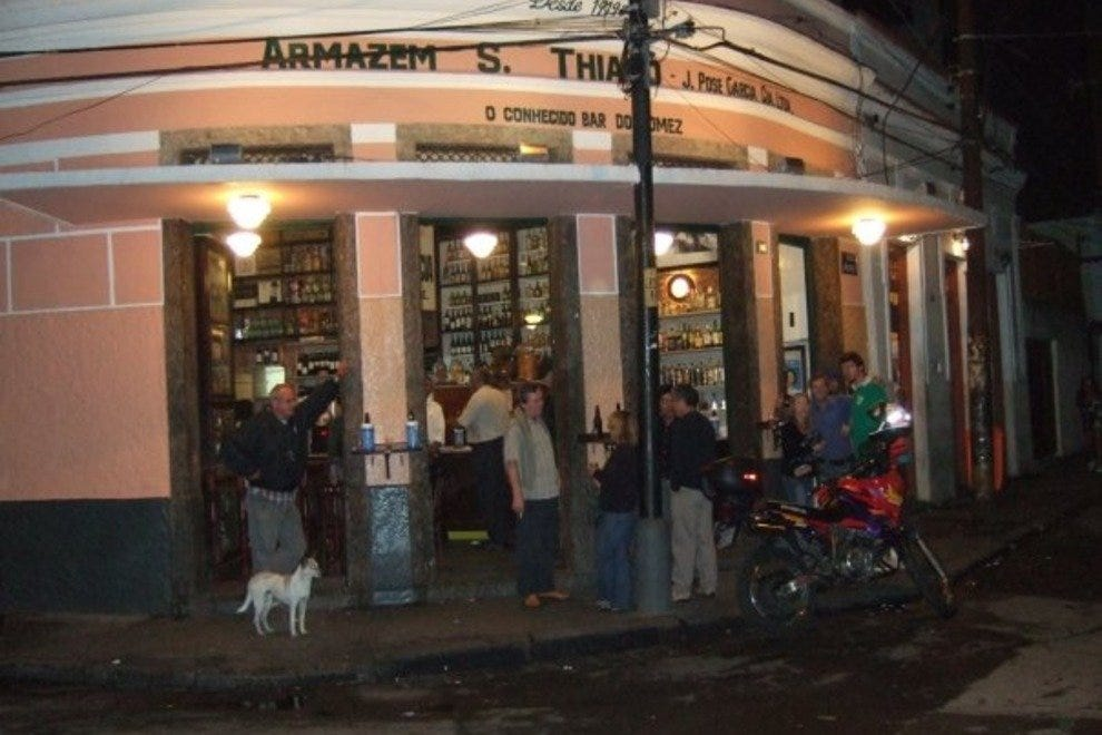 Bar do Gomez (Armazem Sao Thiago)