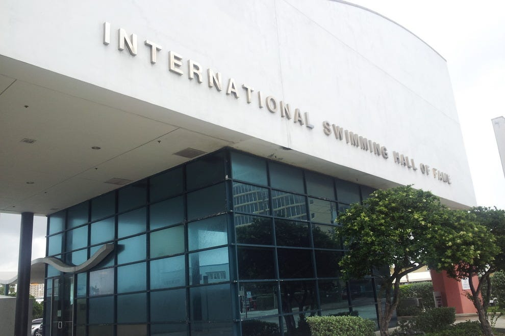 International Swimming Hall Of Fame Fort Lauderdale Attractions Review 10best Experts And