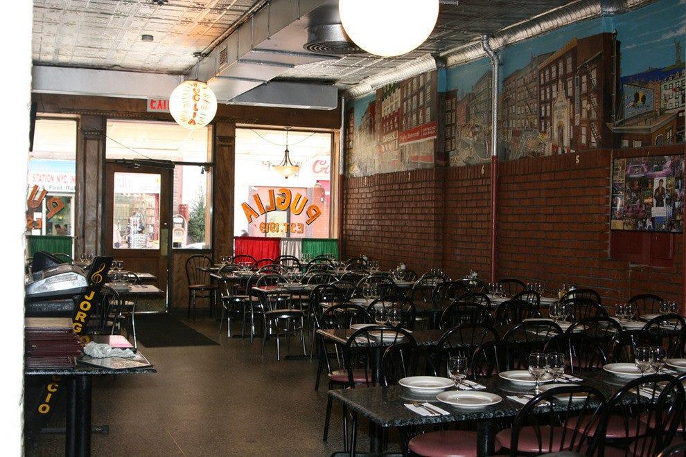Italian Restaurants In Nyc: Puglia Restaurant: New York Restaurants Review