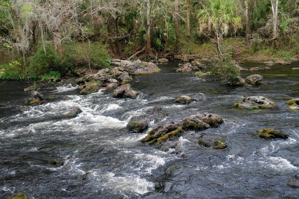 希尔兹堡河州立公园
