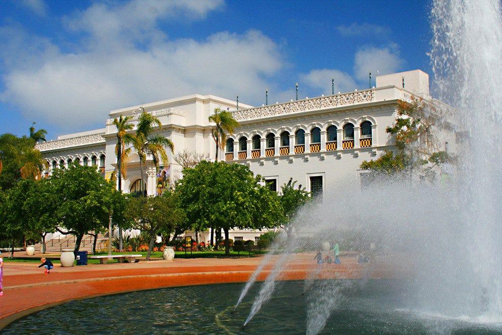 圣地亚哥自然历史博物馆