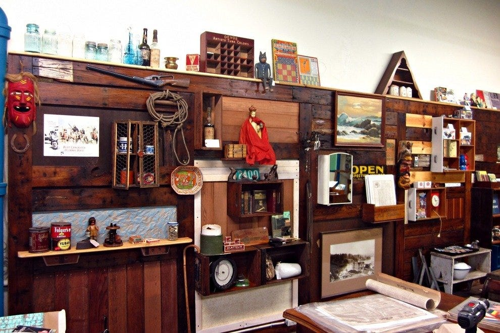 Kenton Antiques - Portland Antique Stores: 10Best Antiques Shops Reviews
