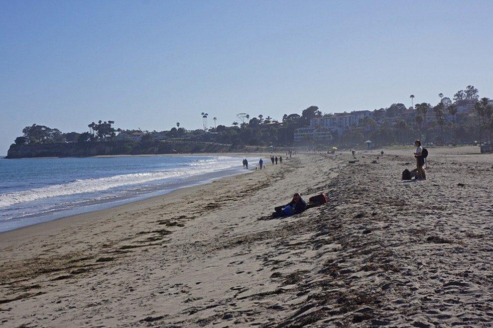 Leadbetter Beach