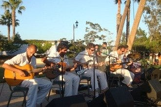 Enjoy Santa Barbara's Free Concerts in the Park Series