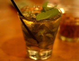 Mint Julep:  Derby Day Classic