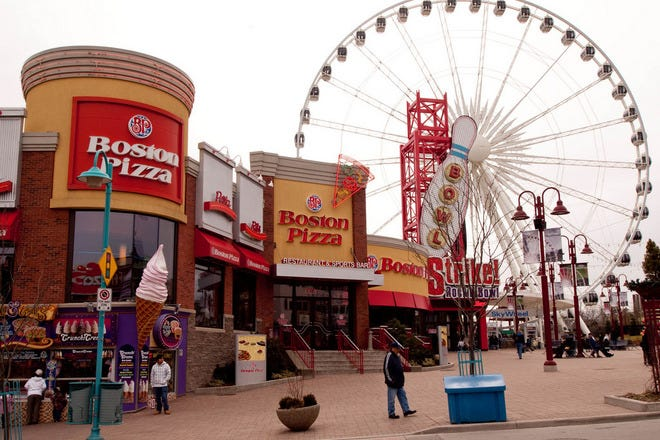 Clifton Hill's Best Restaurants
