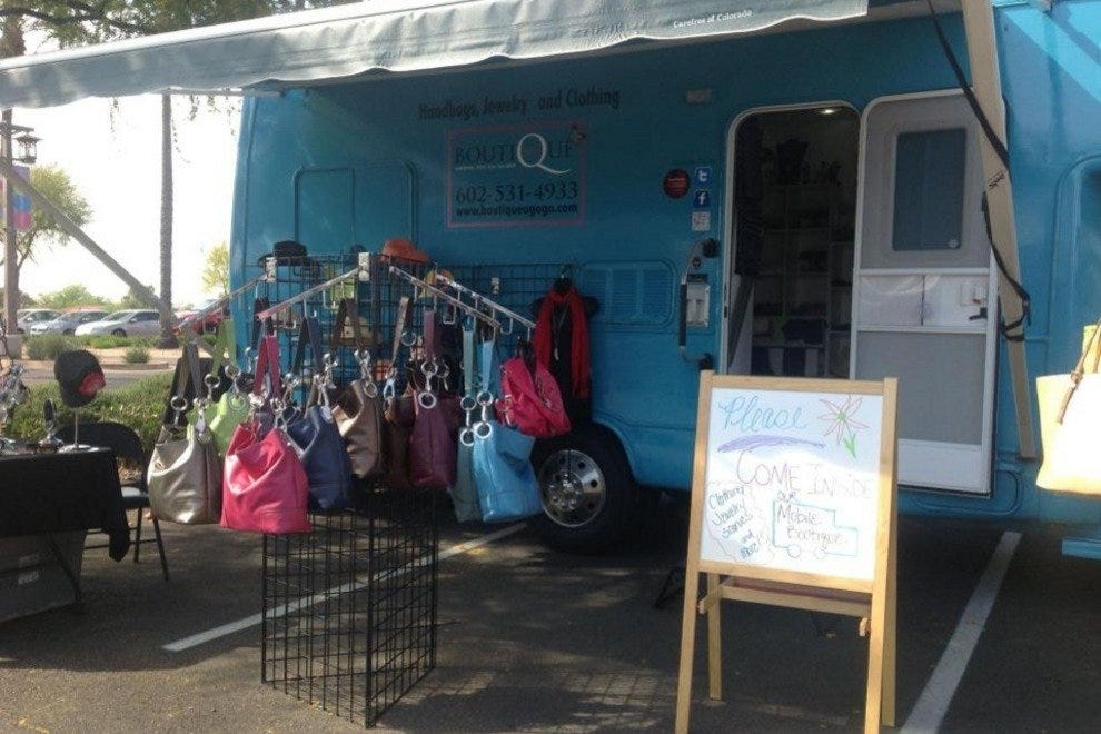 Boutique A Go-Go is Scottsdale's only mobile boutique