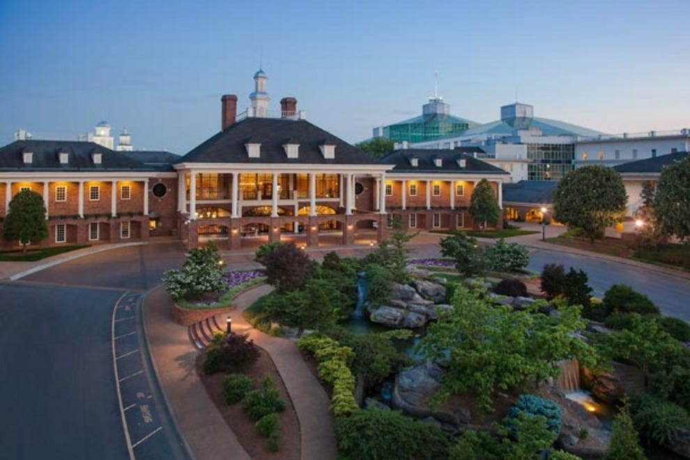 Lord Opryland Resort Convention Center