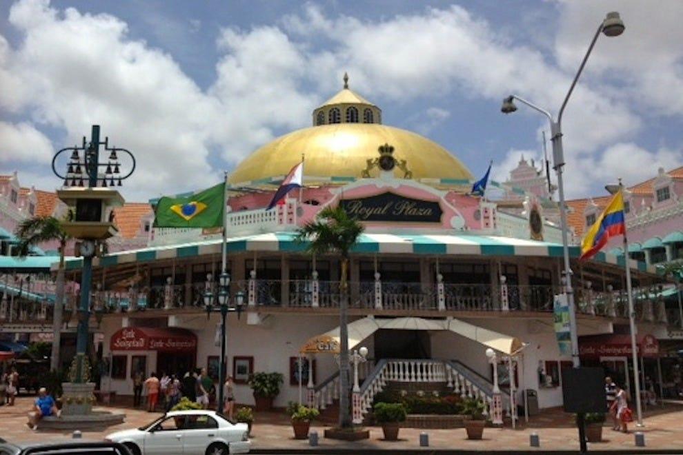 Aruba port shopping casino 10