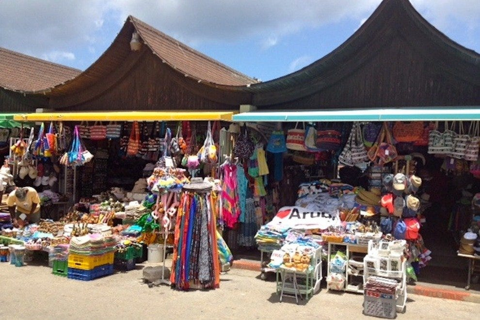 Wharfside Flea Market Aruba Attractions Review 10best Experts And Tourist Reviews