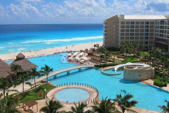 Non All Inclusive Hotels In Cancun