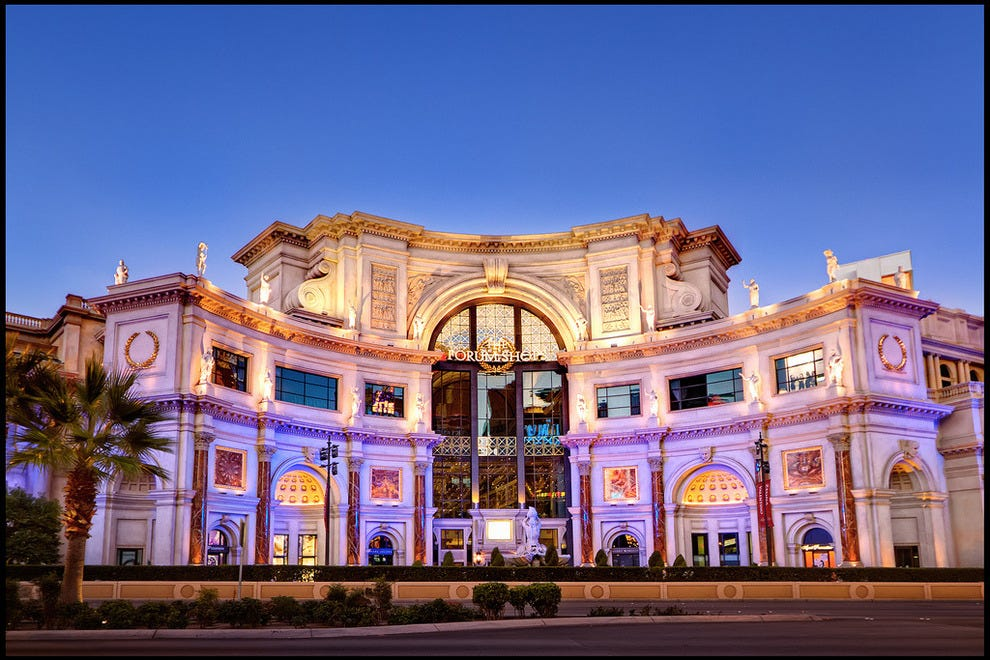 Caesars Palace Las Vegas Hotels Review 10best Experts And Tourist