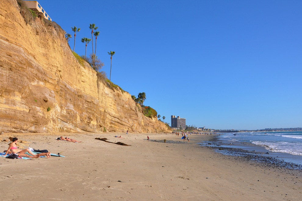 Tourmaline Surfing Park San Diego Attractions Review