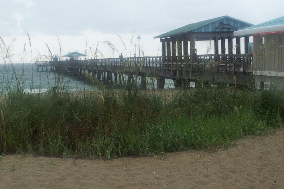 Fort Lauderdale is full of romantic activities and places, including Anglins Pier