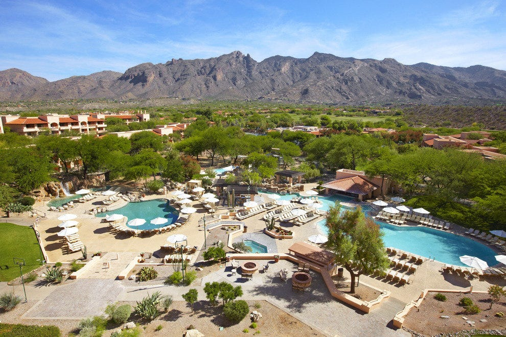 The Westin La Paloma Resort & Spa in Tucson, AZ