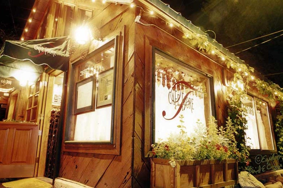 Cafe Fiore Lake Tahoe Reviews