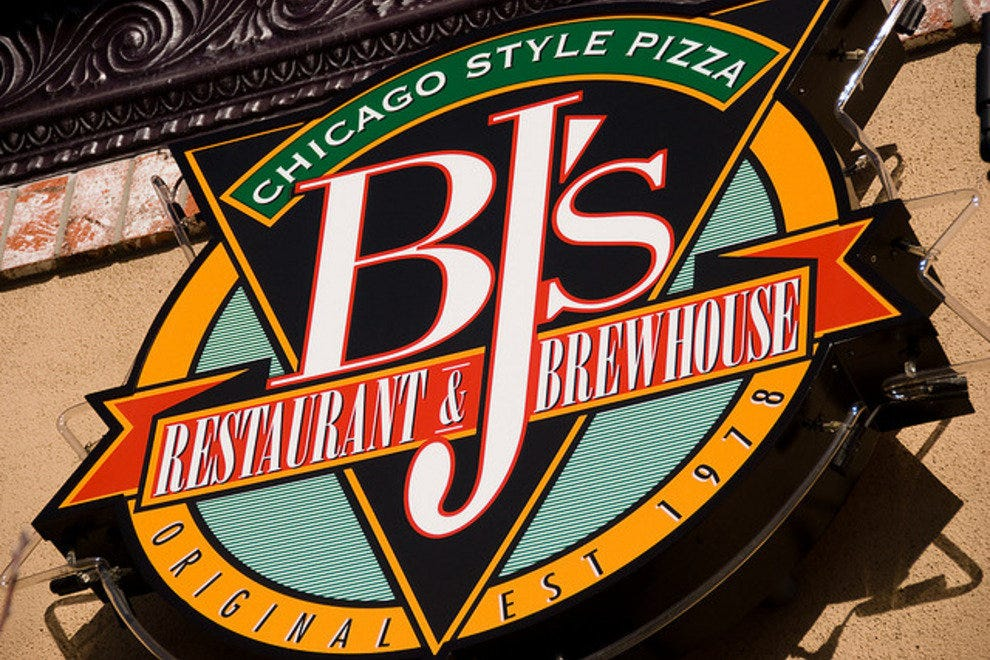 BJ's Chicago Pizzeria