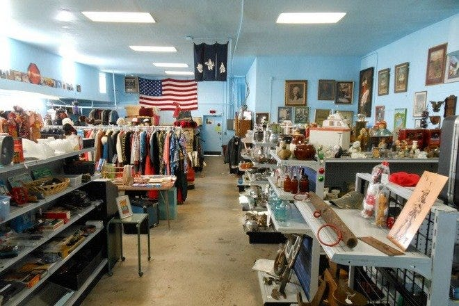 Betty Blue's Junk Shop