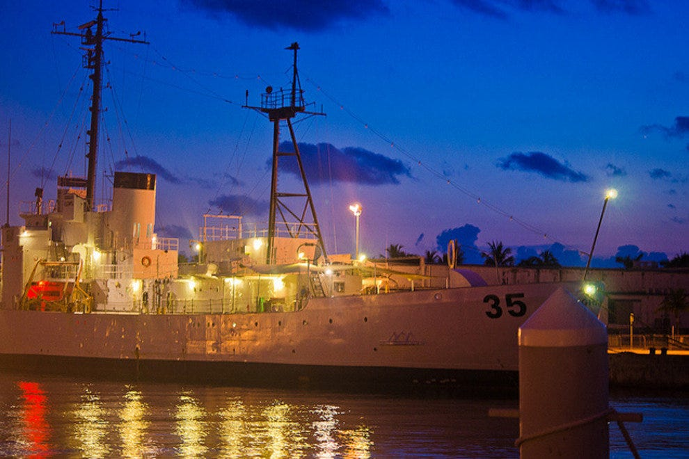 U.S. Coast Guard Cutter Ingham