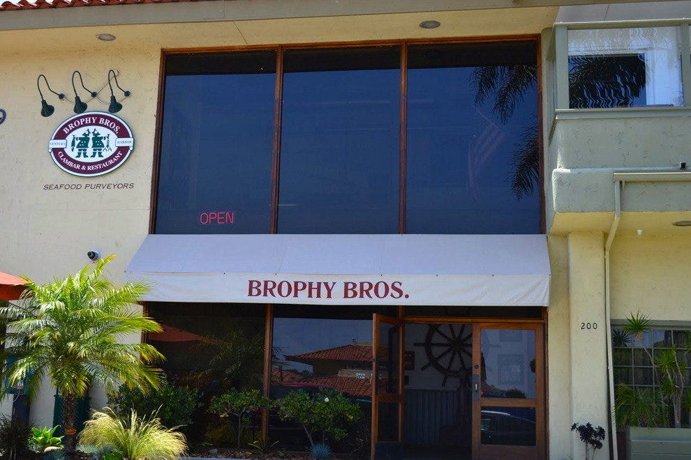 Brophy Bros Restaurant and Clam Bar