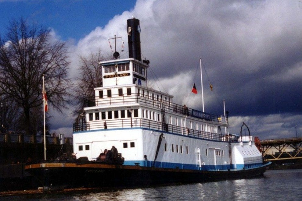 Oregon Maritime Center and Museum