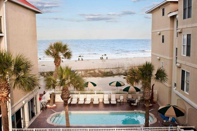 Tybee Island Hotels In Savannah