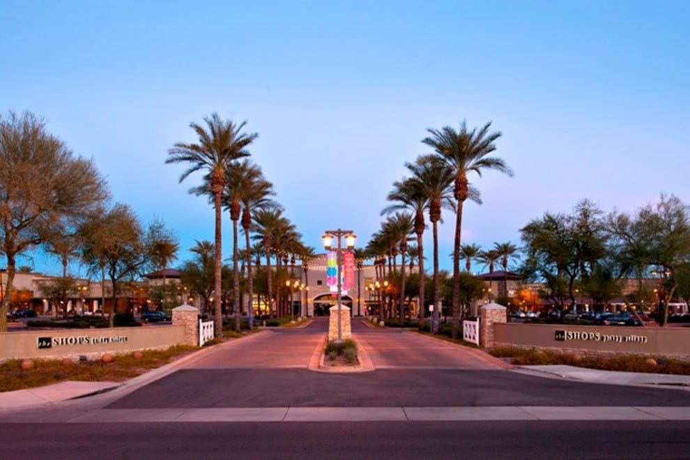 Ping Slideshow Malls And Centers In Scottsdale