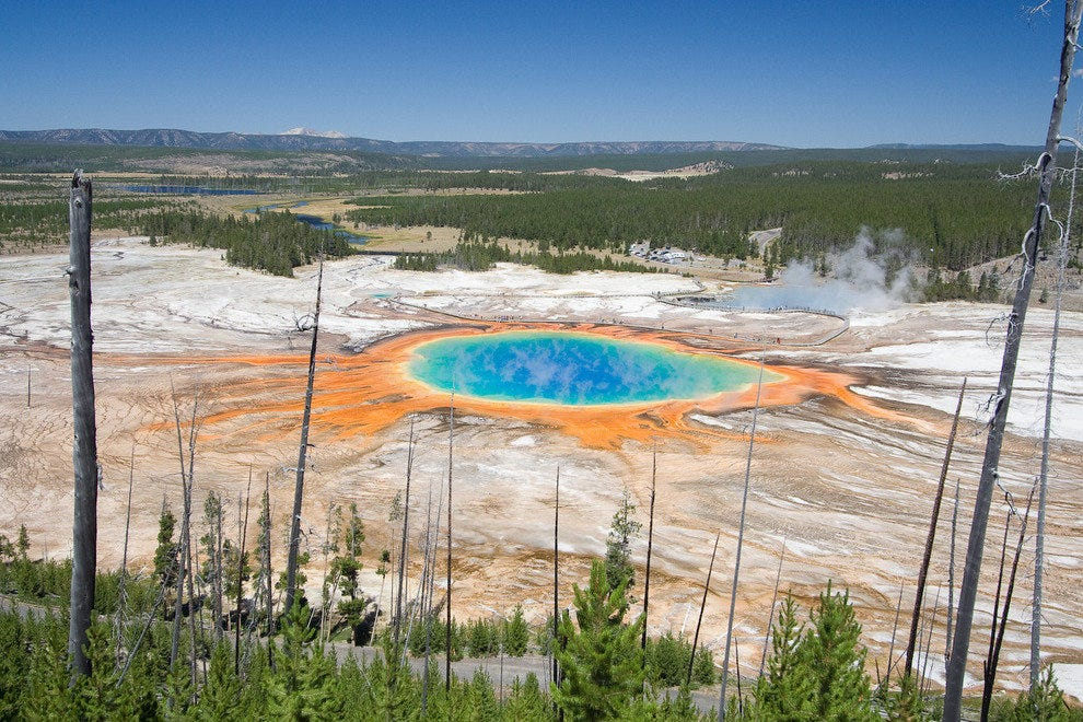 Yellowstone National Park - 1872